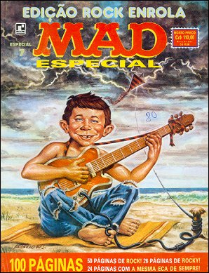 MAD Especial #7 • Brasil • 2nd Edition - Record