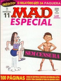 Go to MAD Especial #11 • Brasil • 2nd Edition - Record
