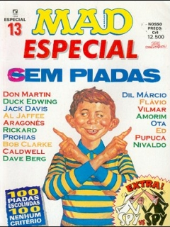MAD Especial #13 • Brasil • 2nd Edition - Record