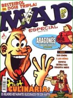 Go to MAD Especial #3 • Brasil • 3rd Edition - Mythos