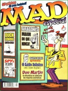 Go to MAD Especial #4