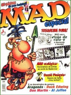 Go to MAD Especial #5 • Brasil • 3rd Edition - Mythos