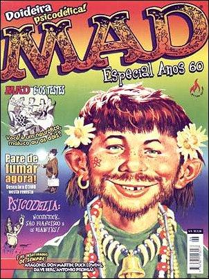MAD Especial #6 • Brasil • 3rd Edition - Mythos