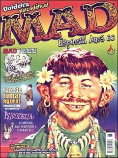 Go to MAD Especial #6 • Brasil • 3rd Edition - Mythos