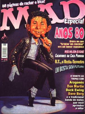 MAD Especial #8 • Brasil • 3rd Edition - Mythos