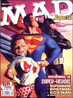 MAD Especial #11 • Brasil • 3rd Edition - Mythos