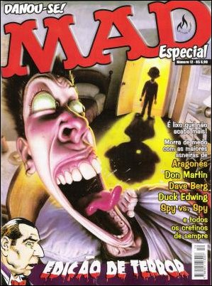 MAD Especial #12 • Brasil • 3rd Edition - Mythos