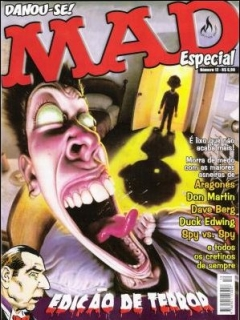 Go to MAD Especial #12 • Brasil • 3rd Edition - Mythos