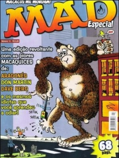 Go to MAD Especial #13 • Brasil • 3rd Edition - Mythos