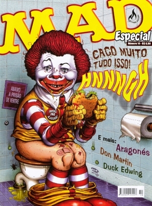 MAD Especial #14 • Brasil • 3rd Edition - Mythos
