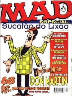 MAD Especial #2 • Brasil • 3rd Edition - Mythos