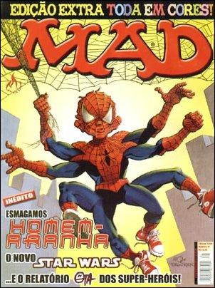 MAD Extra (Record) #1 • Brasil • 3rd Edition - Mythos