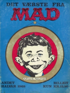 Det Vǽrste Fra Mad 1968 #2 • Denmark • 1st Edition - Williams