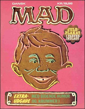 Mad Extra Udgave #1 • Denmark • 2nd Edition - Semic