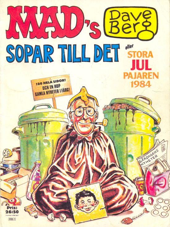 Stora Julpajaren #1984 • Sweden