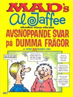 Stora Julpajaren #1987 • Sweden