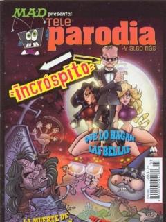 Go to Teleparodia #3 • Mexico • 4th Edition - Mina