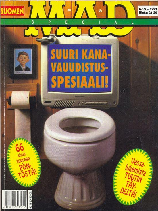 Suuri Kana-Vauudistus-Spesiaali! #2 • Finland • 2nd Edition - Semic