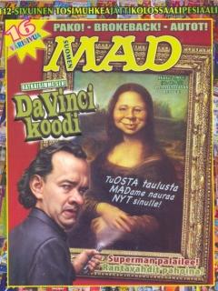 Go to MAD Uuden Ajan Spesiaali #3 • Finland • 2nd Edition - Semic