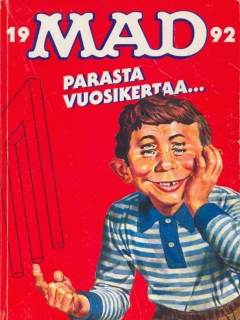 MAD Parasta Vuosikertaa Omnibus • Finland • 2nd Edition - Semic