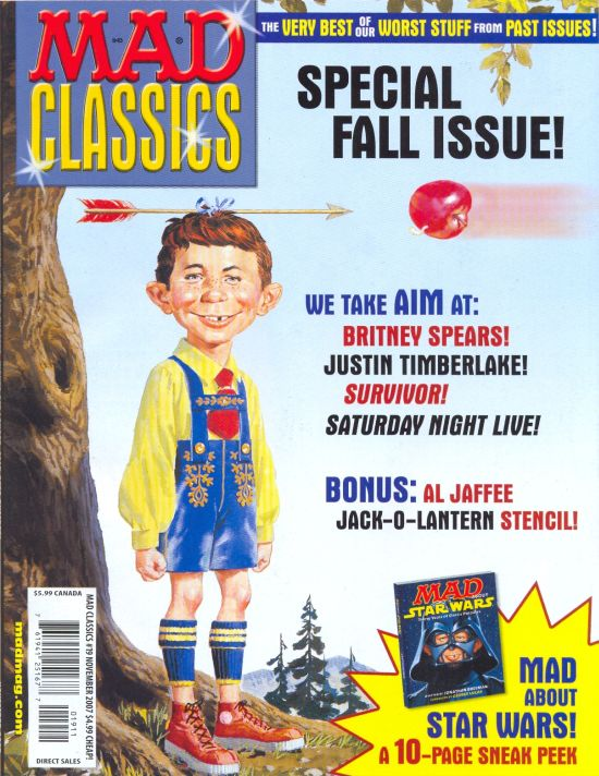 MAD Classics #19 • USA • 1st Edition - New York