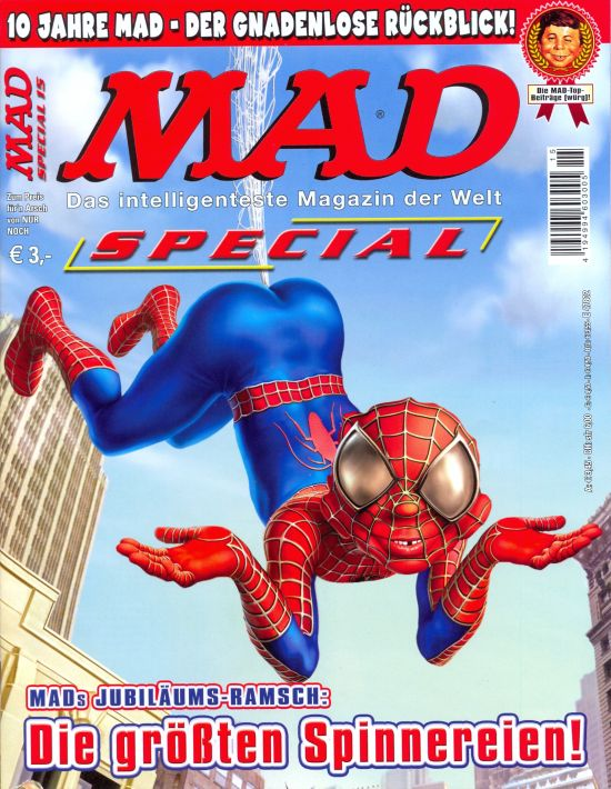 MAD Special #15 • Germany • 2nd Edition - Dino/Panini
