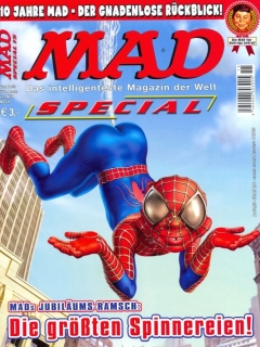 Go to MAD Special #15 • Germany • 2nd Edition - Dino/Panini