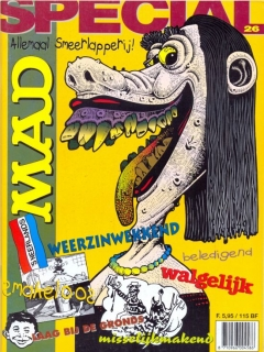 Het Mafste uit MAD • Netherlands • 1st Edition