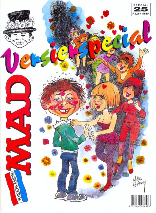Het Mafste uit MAD #25 • Netherlands • 1st Edition