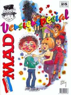 Go to Het Mafste uit MAD #25 • Netherlands • 1st Edition