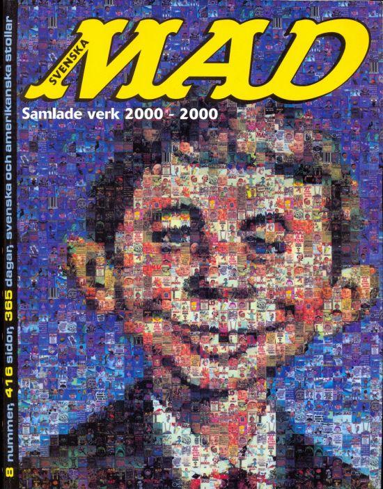 MAD Inbundna årgång #35 • Sweden