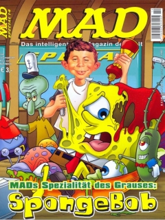 Go to MAD Special #14 • Germany • 2nd Edition - Dino/Panini