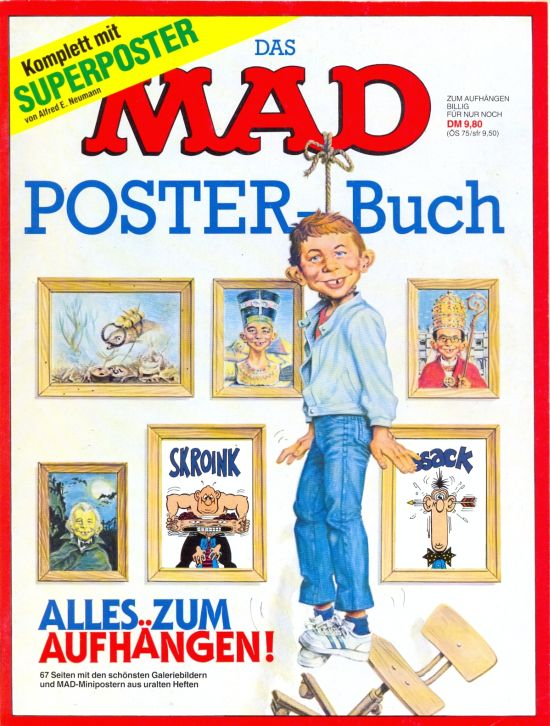 Miscellaneous MAD Specials • Germany • 1st Edition - Williams