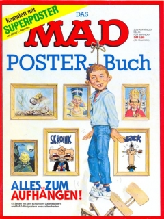 Das MAD Poster-Buch • Germany • 1st Edition - Williams