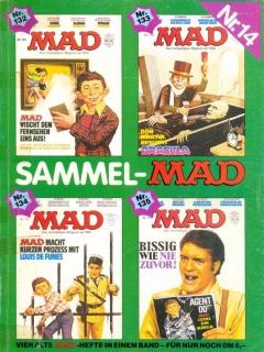Go to Sammel MAD #14 • Germany • 1st Edition - Williams