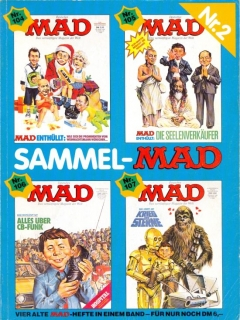Go to Sammel MAD #2 • Germany • 1st Edition - Williams