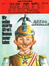 German MAD Extraausgabe