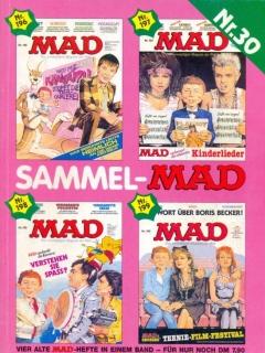 Go to Sammel MAD #30 • Germany • 1st Edition - Williams