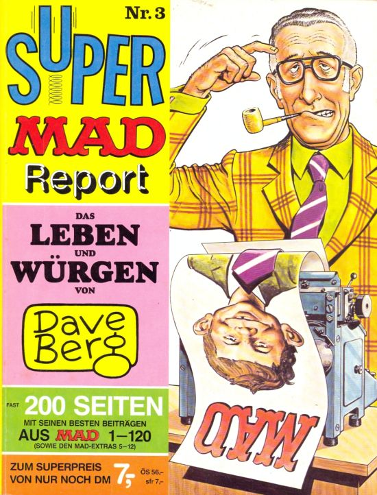 Super MAD #3 • Germany • 1st Edition - Williams