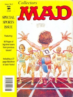 Collector's MAD #2 • Great Britain