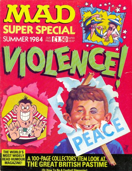Super Special #47 • Great Britain