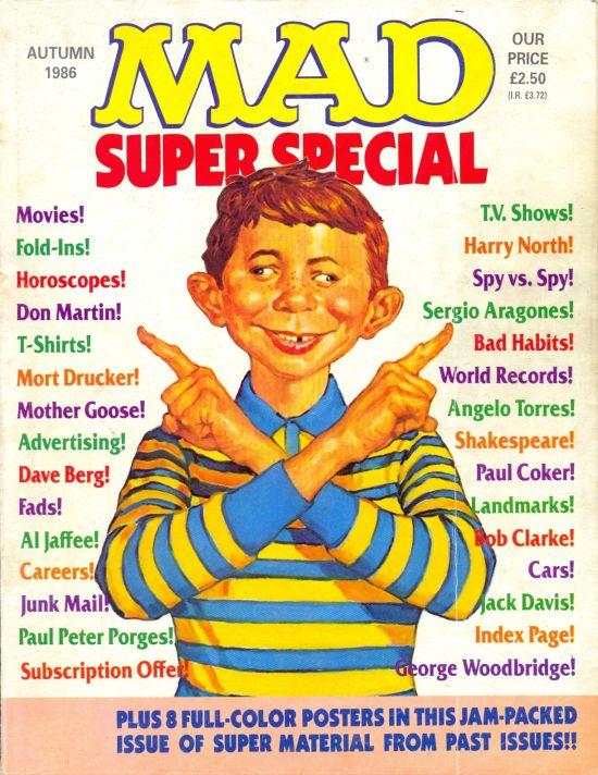Super Special #56 • Great Britain