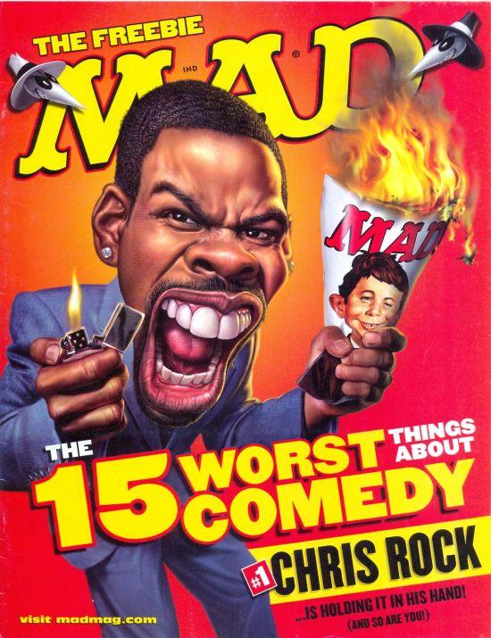 The Freebie MAD 2005 • USA • 1st Edition - New York