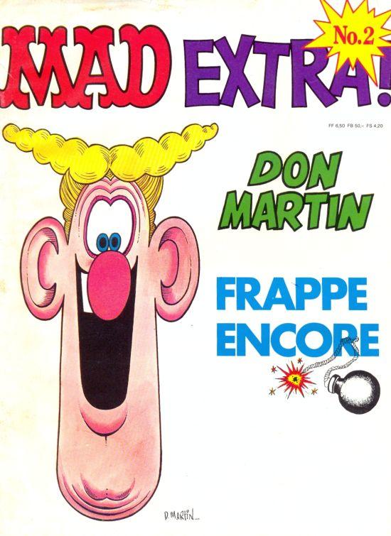 MAD Extra #2 • France • 2nd Edition - Grafika