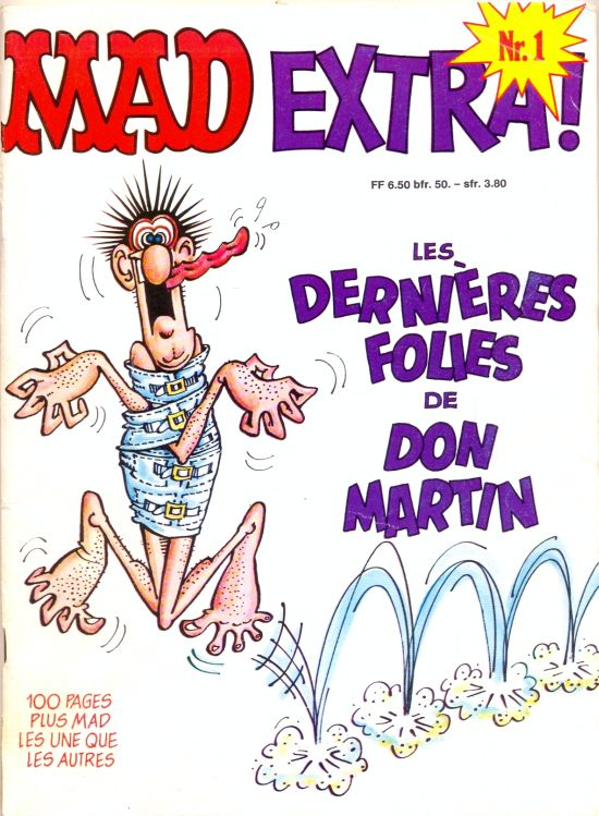 MAD Extra #1 • France • 2nd Edition - Grafika