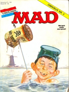 MAD Omnibus • Netherlands • 1st Edition