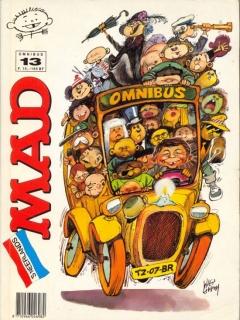 Go to MAD Omnibus #13
