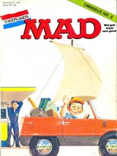 Go to MAD Omnibus #8