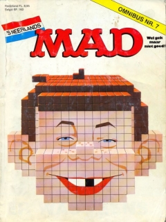 MAD Omnibus #7 • Netherlands • 1st Edition
