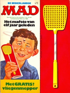 Miscellaneous MAD Specials • Netherlands • 1st Edition